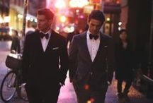 Stylish gentleman :) / by Tina Sechang