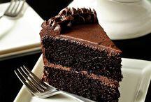 brownies & cakes