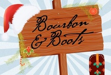 Bourbon & Boots / Bourbon & Boots is composed of a bunch of southerners and one yankee. They take pride in bringing you interesting southern stuff. http://www.bourbonandboots.com/ / by Farrell Woods