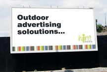 Outdoor Media Advertising / by The Purple Agency