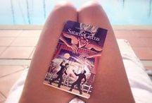 """The making of """"Satan's Circus"""" / Immagini, appunti, impressioni per la costruzione del romanzo """"Satan's Circus"""""""