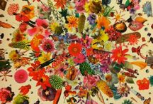 """""""All the Flowers"""" Bibio / Florals / by Ashley Gilson"""
