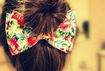 Hair Accessories:)