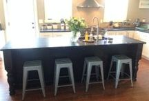 My Kitchen~Laura Leigh Designs / My kitchen at home in upstate New York :) Hope you like... www.lauraleighdesigns.com