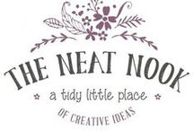 The Neat Nook / A place to share a few of my blog posts.