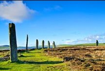 Scottish Islands / Scotland boasts hundreds of islands each with their own unique character, diverse landscape and rich wildlife!