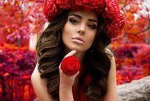 ALWAYS RED ♥