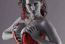 COLOR SPLASH SEXY WOMAN ®