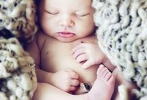 Newborn photography ideas / by Jona Lee Boudoir