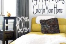 I Can Decorate my Home / All things about decor / by Katie Shrable