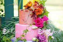 cooking/cakes /decorating cakes / by Diane Brandes
