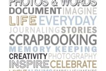 Capturing Memories / Scrapbooking Life / by Marion Lavelle Snellgrove