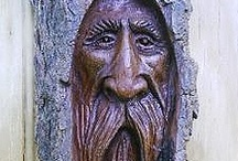Wood Spirits / by Lauren Lynch