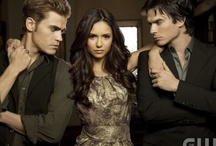 TV Show: Vampire Diaries / by Caitlyn Nix