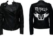 Rocking Outfits / Edgy clothing, jewellery and Band Merch