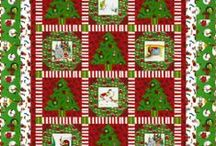 Quilting for Christmas!