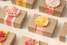 Gift Wrapping & Stationery / by Kasey Johnson