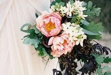 floral inspiration / What's better than beautiful flowers? Nothing!