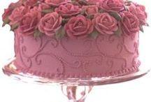 cake decorating ideas / by Sarah Franklin