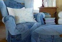 Denim Jean furniture!