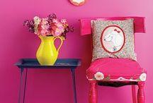 I N S P I R A T I O N | 50 shades of pink / Pink ist die Lieblingsfarbe von Berlinmittemom. Alles ist schöner in Pink! Beweise? In diesem Board. :-)