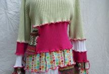 Stuff to do with OLD SWEATERS