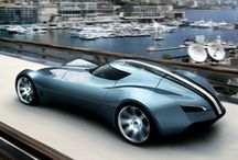 Concept Vehicles / by Nigel