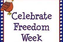 Celebrate Freedom/Constitution