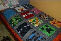 Minecraft Quilts