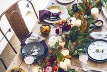 Dining In / by Rebekah Birch