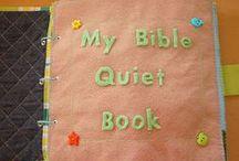 Our Quiet Bible Book / Teilnehmer gesucht. Wir erstellen für jeden Teilnehmer zusammen ein Bibel-Lern- und Beschäftigungsbuch für die Kinder. Jeder gestaltet eine Seite in vielfacher Ausführung. Jeder bekommt von jedem eine Seite.