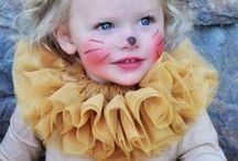 S E A S O N A L | karneval / Karnevalskostüme für Kinder: Inspiration, Ideen zum Selbermachen und ganz einfache Tipps. Alaaf!