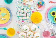 K I D S | party / Kindergeburtstag, Klassenfeier, Picknick mit der Großfamilie oder eine Mottoparty? Hier sammele ich alle Ideen rund ums Feiern mit Kindern.