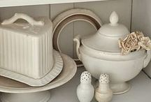Dishware / My love for a variety of dishware.
