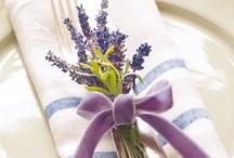 Linens, Lace & Textiles