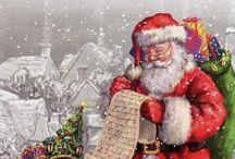 Christmas - Santa Baby / by Olivia Fisk
