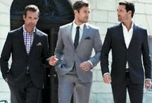 Business Dress - Men / Find style inspiration for your business dress workplace.