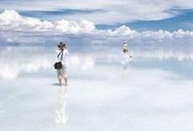 Quiero/viajar/estar/allí / by Daniel Ge