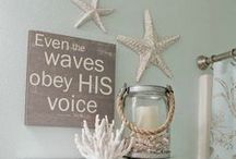 All things @ the Beach / All things for enjoying the beach...beach homes, and beach decorating ideas. / by Olivia Fisk