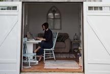Writing studio / by Marianne Elliott