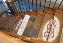 Stairway to MY LOFT