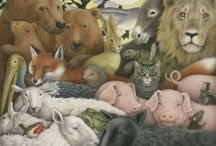All Creatures Great and Small / All God's Wonderful Animals  / by Natalie Dever ☀