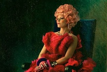 Capitol Couture / What the Citizens of Panem are wearing.