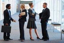 Network Your Way to Success! / Improve your networking skills with these tips.