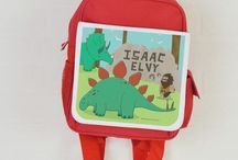 Back to school / Ideas for making back to school unique and fun, from packed lunches to personalised school kits.