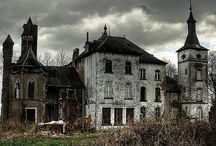CReePy PLaCeS / Creepy places and things