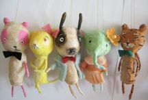 FuZZy aNiMaLS, ToyS & FiGuRiNeS / Stuffed Animals, Animal Toys, Animal Figurines, dolls