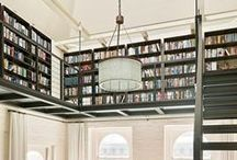 Hollywood Hanlon's Library / by Andrea Hanlon-Stockard