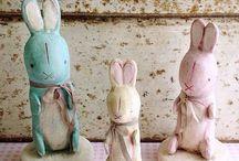 BuNNieS / Bunny rabbits:)