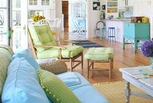 Family Rooms / by Denise {First a Dream}